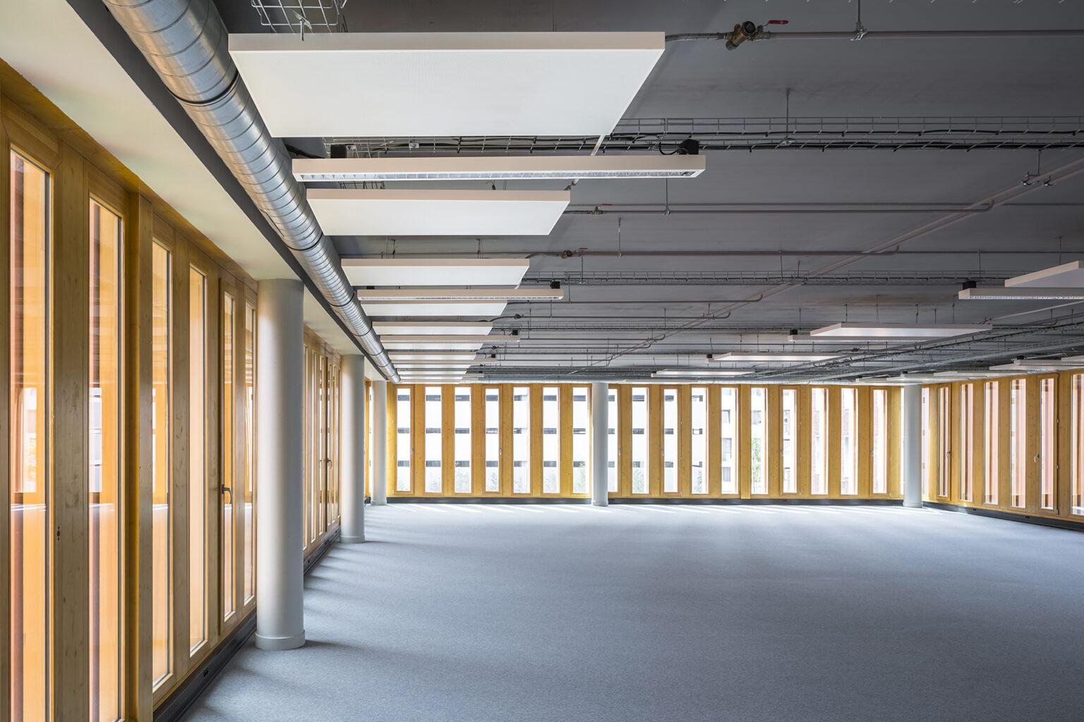 Atelier Tarabusi - Le «Doge» Immeuble de bureaux et commerces à Lille (59)