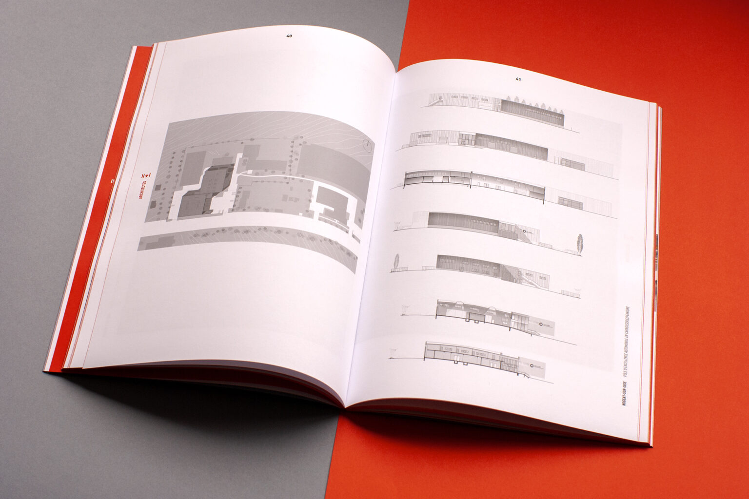 Book II+I Architectes par FE Consulting - page intérieure