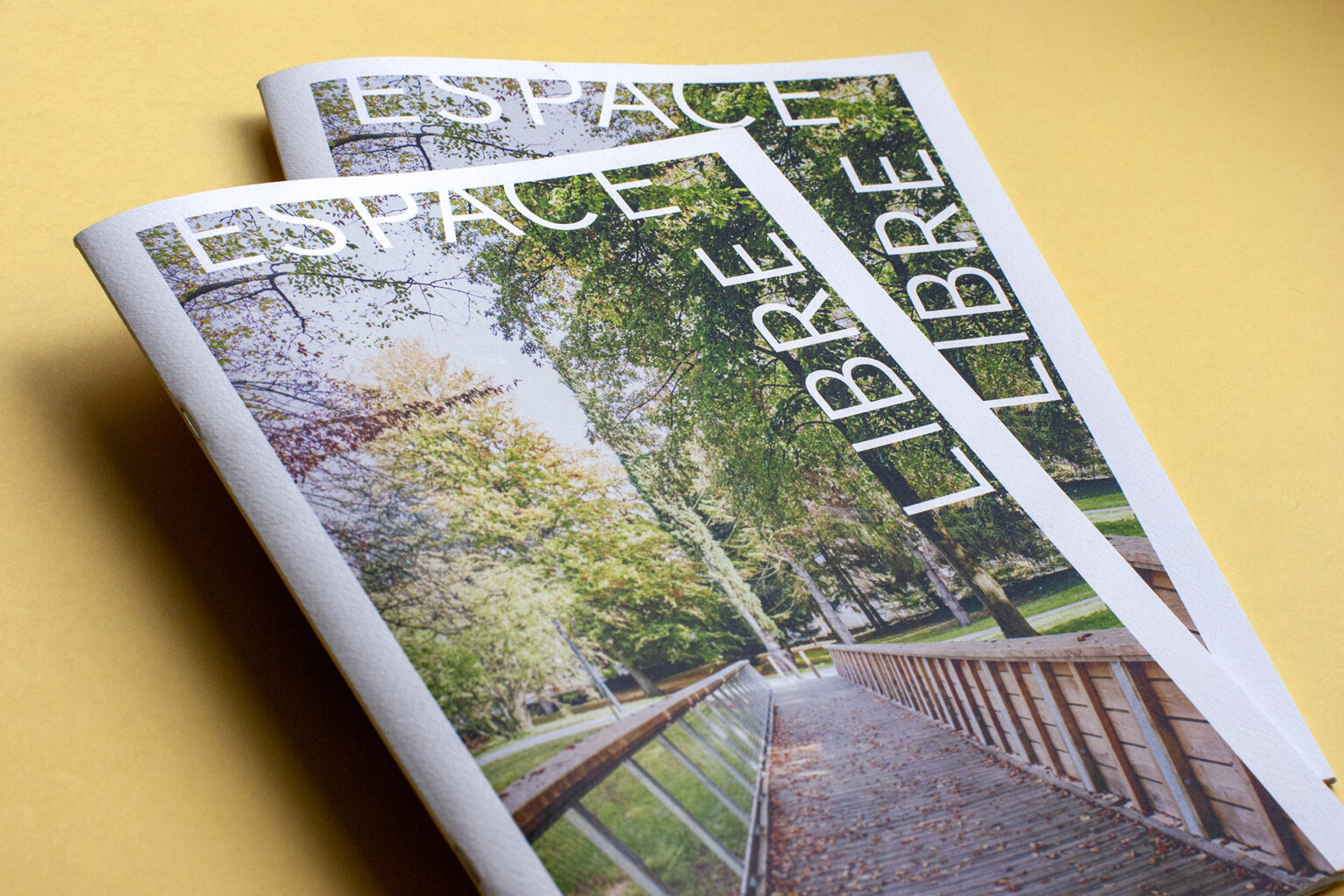 Dossier de presse Espace Libre à Creil par FE Consulting - couverture