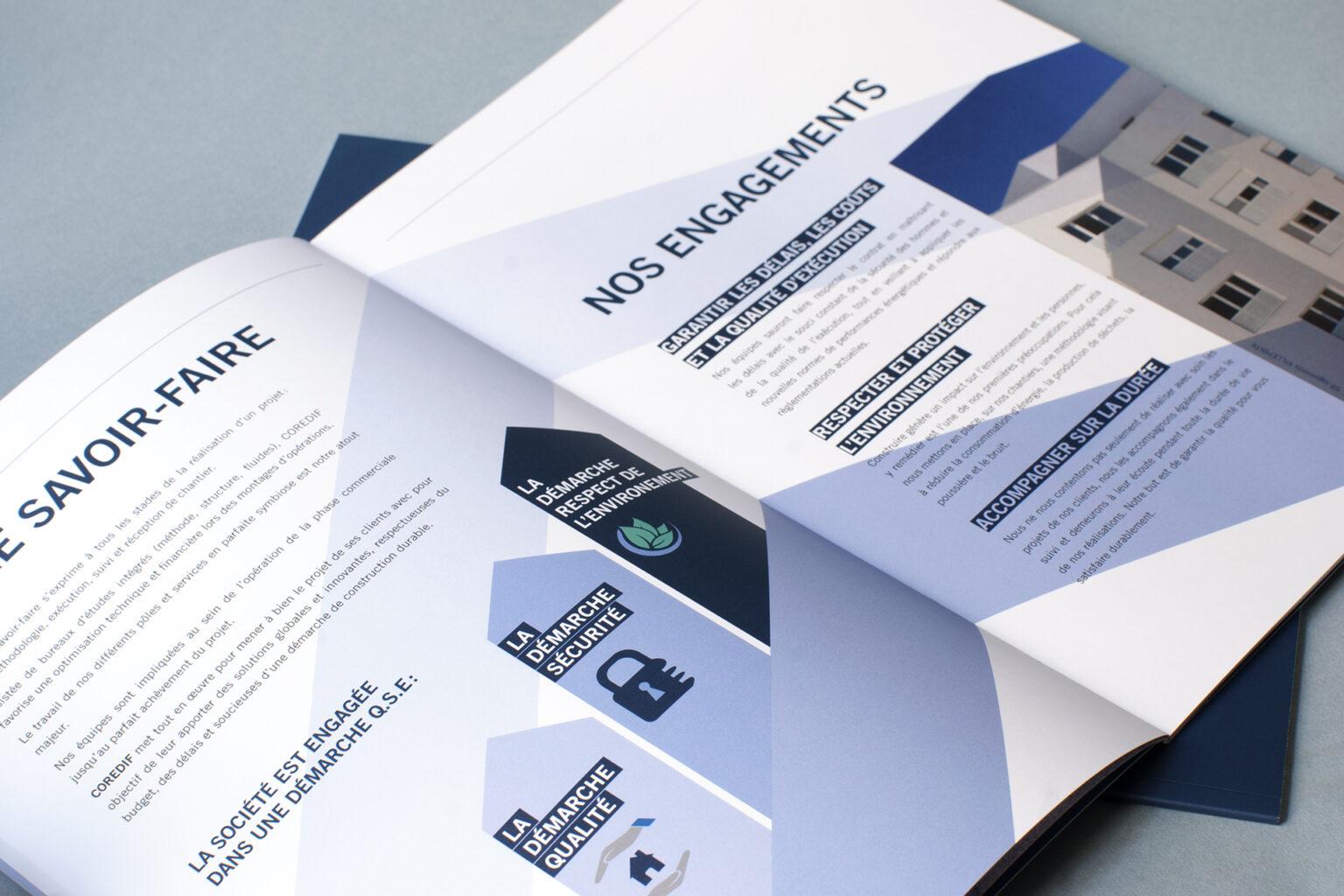 COREDIF Plaquette commerciale par FE Consulting - page intérieure