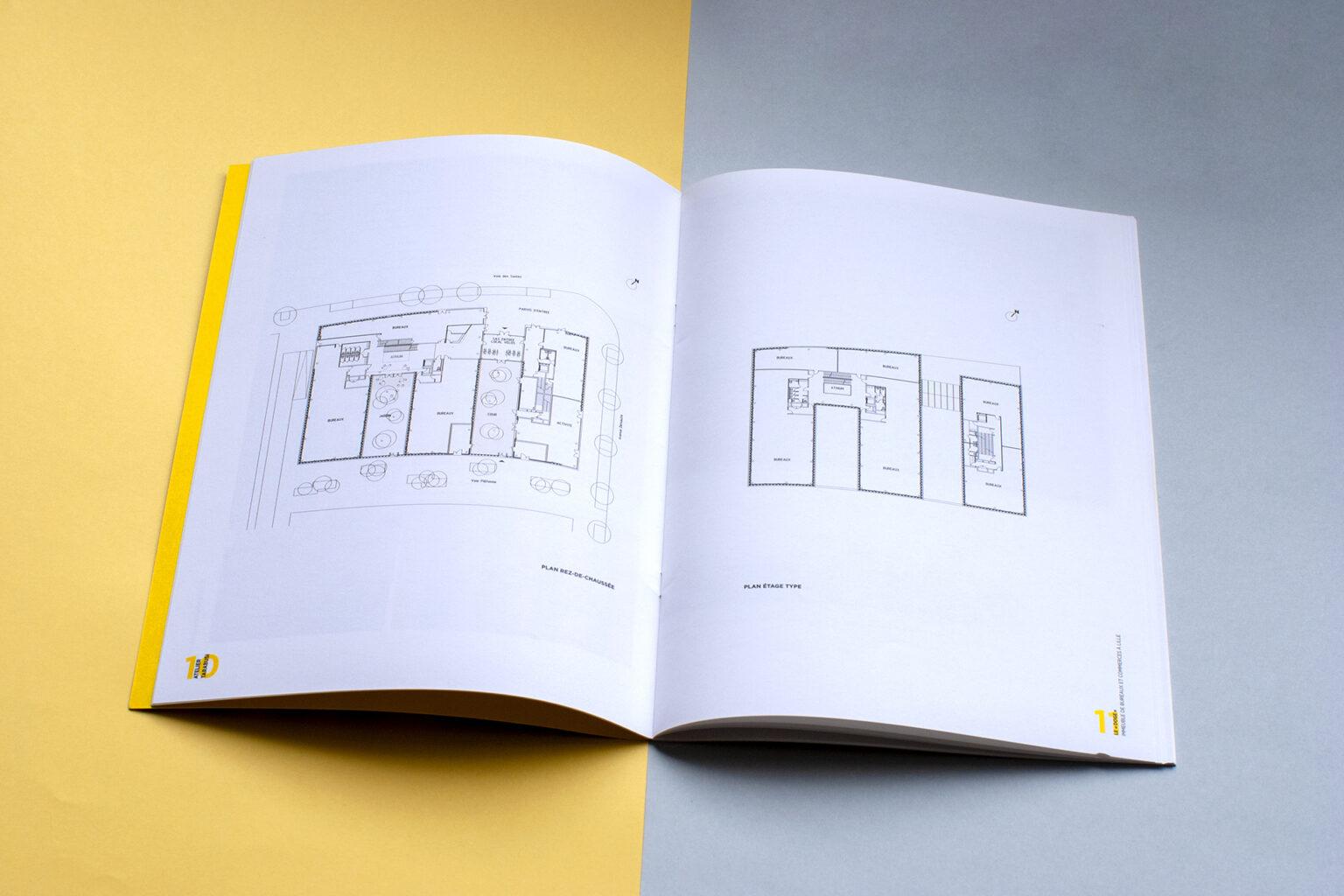Dossier de presse Atelier Tarabusi par FE Consulting - page intérieure
