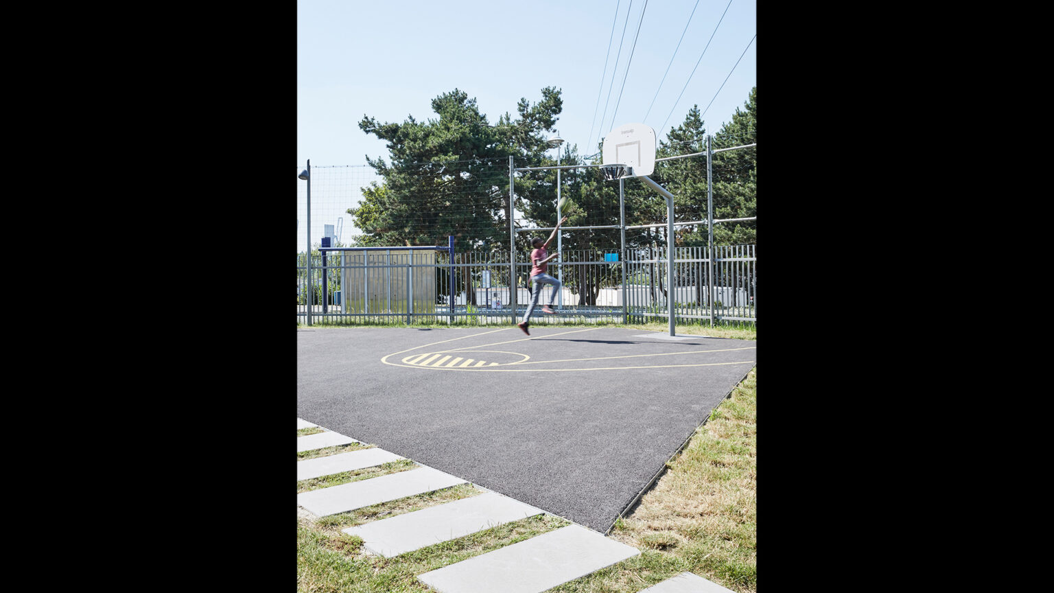 Espace Libre - Parc Urbain à Grand-Couronne (76)